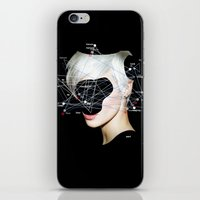 identity 4 iPhone & iPod Skin