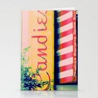 Margie's Candies ~ Vinta… Stationery Cards