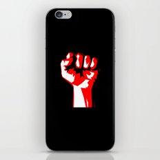Power Fist iPhone & iPod Skin