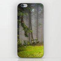 Sacred space iPhone & iPod Skin