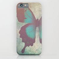 iPhone & iPod Case featuring Painted Butterfly by Jessica Torres Photography