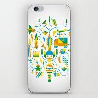 Shape-A-Licious iPhone & iPod Skin