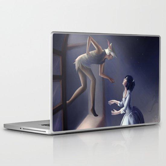 Peter Pan & Wendy Laptop & iPad Skin