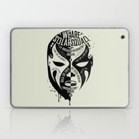 SOLAR SQUAD MAN 3 Laptop & iPad Skin