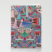 JAMBOREE M O T I F Stationery Cards