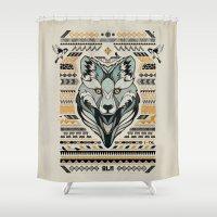 BLN Shower Curtain