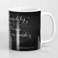 Bearing In Love // White… Mug