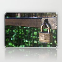 ~Lock Your Love Up and Throw Away the Key~ Laptop & iPad Skin