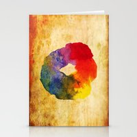 Colors Series 1 : Circle of Life Stationery Cards