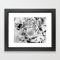 The Game Of Our Generati… Framed Art Print