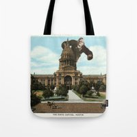 The King of Austin Tote Bag