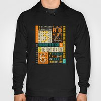 THE 8 RULES OF FIGHT CLU… Hoody