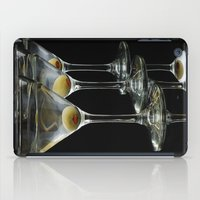 Three Martini's And Thre… iPad Case
