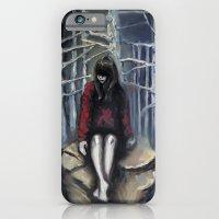 Girl #3 iPhone 6 Slim Case