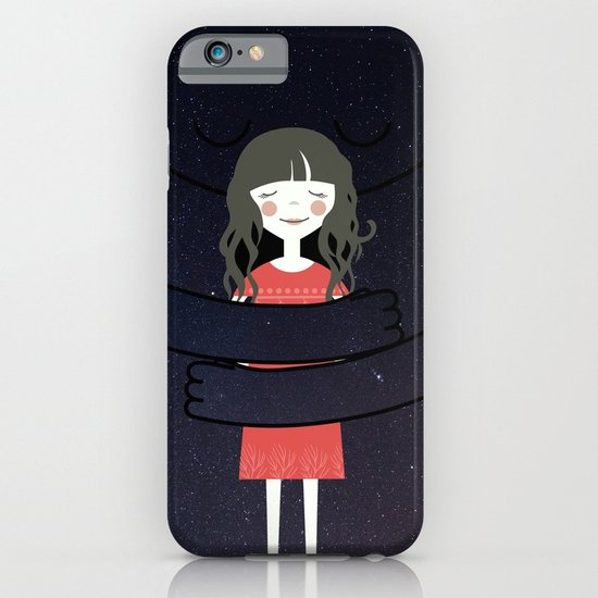 The Universe loves You iPhone & iPod Case