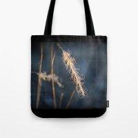 Evening Grass Tote Bag