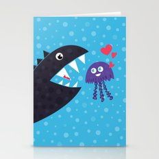 Impossible Love Stationery Cards