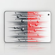 Laptop & iPad Skin featuring ENERGY by THE USUAL DESIGNERS