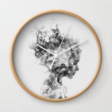 Dissolve Me Wall Clock