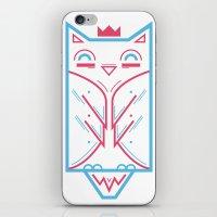 Hoo! iPhone & iPod Skin
