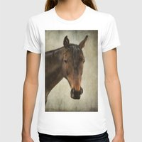 horse T-shirts featuring Horse. by Pauline Fowler ( Polly470 )