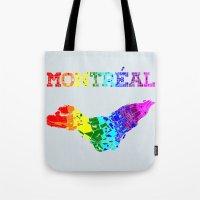 Montréal Tote Bag