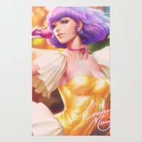 Creamy Mami Forever Rug
