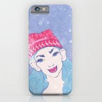 Selfie Girl_11 iPhone 6 Slim Case