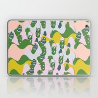 Whimsical Mountains Laptop & iPad Skin