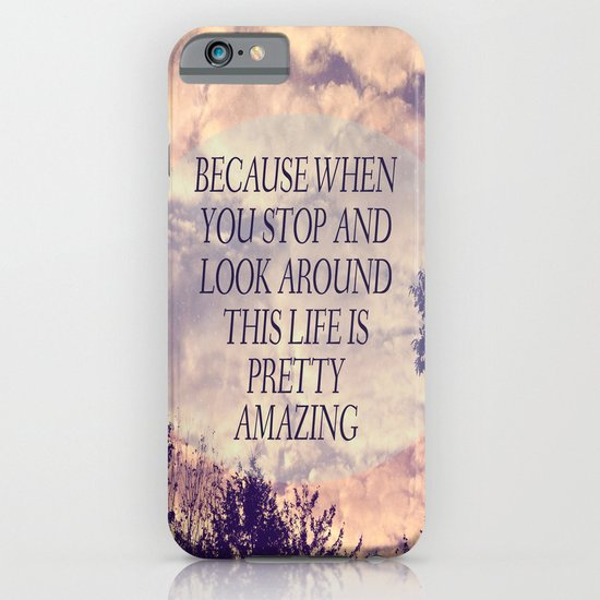 Pretty Amazing  iPhone & iPod Case