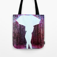 Splash Tote Bag