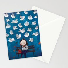 Catch sight of wonders! Stationery Cards