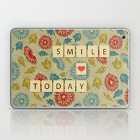 Smile Today Laptop & iPad Skin