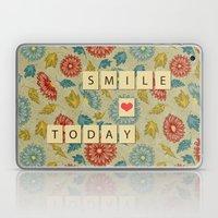 Smile Today Laptop & iPad Skin