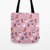 LATIN AMERICAN DOGS Tote Bag