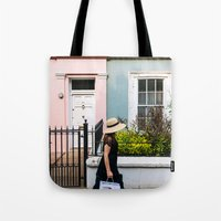 London - Notting Hill Tote Bag