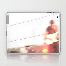 Albert Hammond Jr. Blur - The Strokes Laptop & iPad Skin