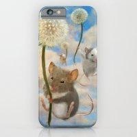 iPhone & iPod Case featuring Dandemouselings by Aimee Stewart