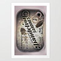 Sardine 2 Art Print