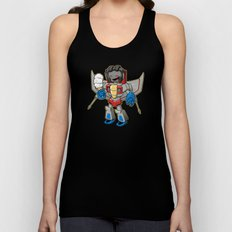 I Scream... Unisex Tank Top