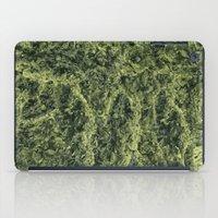 Plant Matter Pattern iPad Case