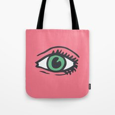 See All Evil Tote Bag