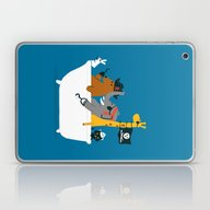 Everybody Wants To Be Th… Laptop & iPad Skin