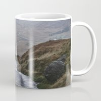 Sheep, Rain Clouds And R… Mug