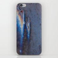 oxidized nebula iPhone & iPod Skin