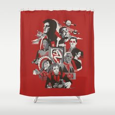 Firefly: Serenity Shower Curtain