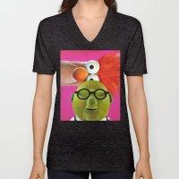 The Muppets - Bunsen and Beaker Unisex V-Neck