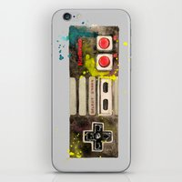You Make Me Lose Control iPhone & iPod Skin