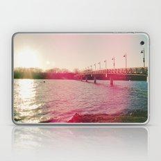 White Rock Lake! Laptop & iPad Skin