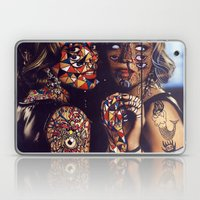 Psychoactive Bear 2 Laptop & iPad Skin